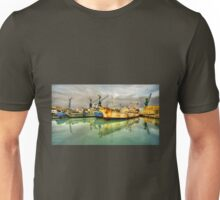 Paola Dock Reflections  Unisex T-Shirt