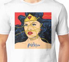 Rebel Woman Unisex T-Shirt