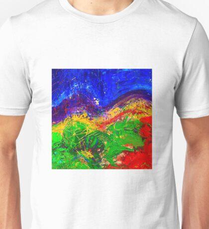 Australian Coastline  Unisex T-Shirt