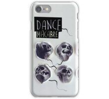 Dance Macabre iPhone Case/Skin