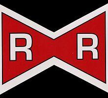 Red Ribbon Army by kikusui