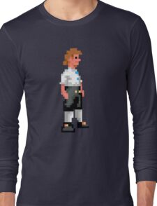 I wanna be a pirate! Long Sleeve T-Shirt