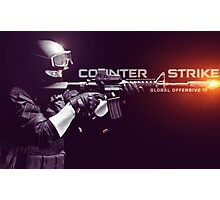 Counter Strike Global Offensive Photographic Print