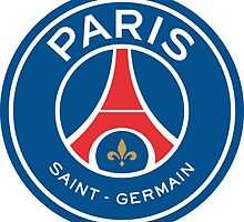 Paris Saint-Germain Logo by ryno1900