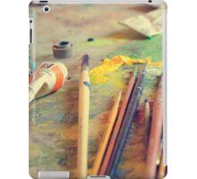 Artist Brushes iPad Case/Skin