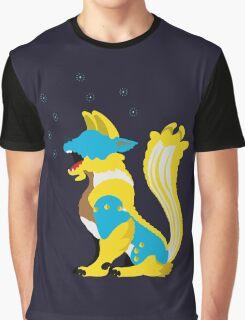 Chibi Zinogre/Jinouga - V.2 Graphic T-Shirt