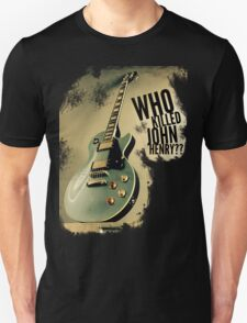 Joe Bonamassa - Who Killed John Henry?? T-Shirt