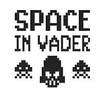 Space in-vader by Street  Arts