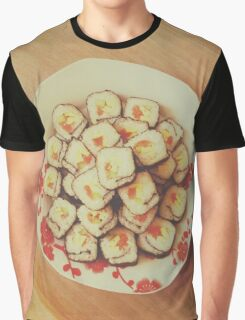 Nori Maki Graphic T-Shirt