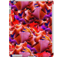 Pop Art Botania -Purple/Peach iPad Case/Skin