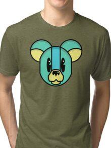 Oso de Menta Tri-blend T-Shirt