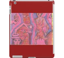 cane sword iPad Case/Skin