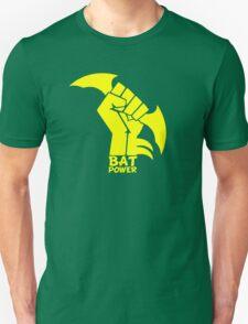 BATMAN POWER - BLACK POWER - BAT POWER Unisex T-Shirt