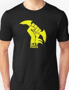 BATMAN POWER - BLACK POWER - BAT POWER T-Shirt