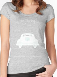 Driving miss Daisy Women's Fitted Scoop T-Shirt