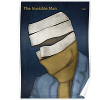 H. G. Wells - The Invisible Man Poster