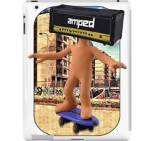 Amped Skater iPad Case/Skin