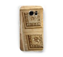 Rosettes and Garlands, Celsus Library Ceiling Samsung Galaxy Case/Skin