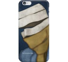 H. G. Wells - The Invisible Man iPhone Case/Skin
