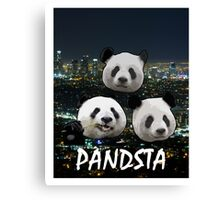 Pandsta Life in Compton Canvas Print