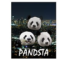 Pandsta Life in Compton Photographic Print