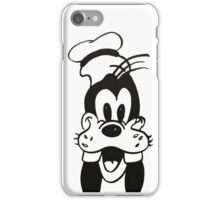 Goofy Drawing iPhone Case/Skin