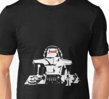 DJ Max in the house (dark) Unisex T-Shirt