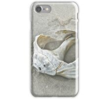 Sculpture by the Atlantic Ocean iPhone Case/Skin
