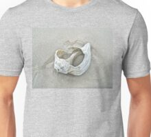 Sculpture by the Atlantic Ocean Unisex T-Shirt