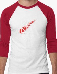 Shinra Corp - Midgar Men's Baseball ¾ T-Shirt