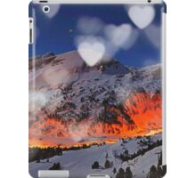 mountain hearth iPad Case/Skin