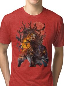 The Witcher 3 Tri-blend T-Shirt