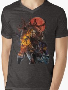 The Witcher 3 Mens V-Neck T-Shirt