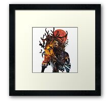 The Witcher 3 Framed Print