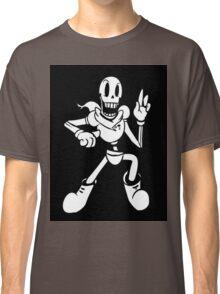 Undertales papyrus Unisex T-shirt Classic T-Shirt