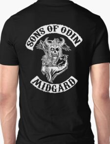Sons Of Odin - Midgard Chapter Unisex T-Shirt