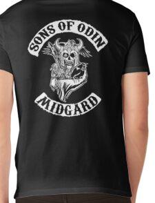 Sons Of Odin - Midgard Chapter Mens V-Neck T-Shirt