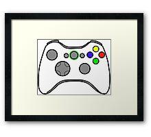 Controller 1 Framed Print