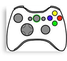 Controller 1 Canvas Print