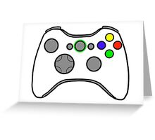 Controller 1 Greeting Card