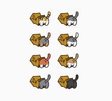 Kitty Butts 2 Unisex T-Shirt