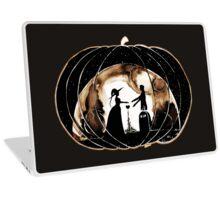 Halloween Love (Happy Halloween !)  Laptop Skin