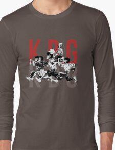 K.B.G Team - Hajime No Ippo Long Sleeve T-Shirt