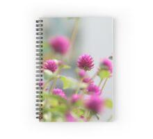 """Paper Pinks"" Spiral Notebook"