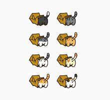 Kitty Butts 3 Unisex T-Shirt