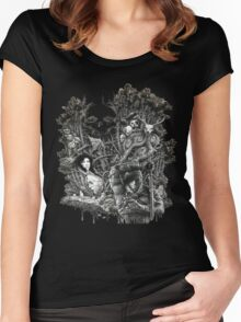 The Witcher 3 Women's Fitted Scoop T-Shirt