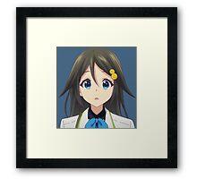 Musaigen no Phantom World: Izumi Reina Sticker 2 Framed Print