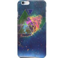 Triangular Universe iPhone Case/Skin