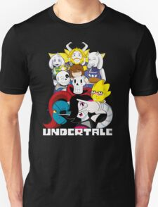 Undertale Everyone T-Shirt