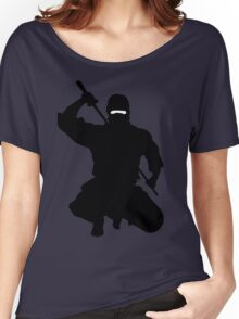 NINJA ATTACK Women's Relaxed Fit T-Shirt